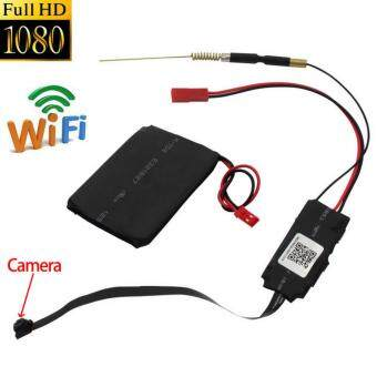 Harga Yika HD 1080P Wifi Module SPY Hidden Camera Video MINI DV DVR Motion Recorder Cam - intl