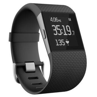 Fitbit Surge Fitness Superwatch - Black Large ประกันศูนย์ไทย