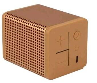 MiPow Blutooth Speaker Boomin - สีทอง