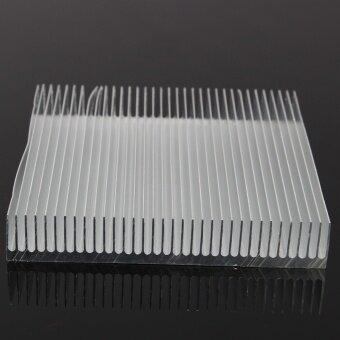 ความร้อนเย็นกรอบ 90 x 15มมสำหรับไอซีทรานซิสเตอร์ led ตัวแปลงพลังงานไฟฟ้ากระแสตรง - intl
