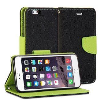 GMYLE เคส iPhone 6 Plus (สีดำ / เขียว)