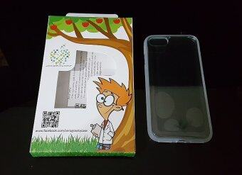 mega tiny iphone 7 plus แบบใส anti gravity case เคสดูดกระจก