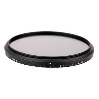 Fotga 82mm Slim Fader Variable ND Filter Adjustable Neutral Density ND2 to ND400 (Intl) ราคาถูกที่สุด ส่งฟรีทั่วประเทศ