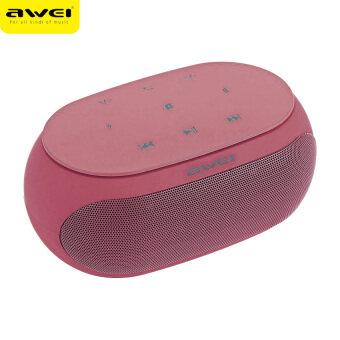 Awei ลำโพงบลูทูธ ไร้สาย HiFi Bluetooth Speaker V.3.0 รุ่น Y200 (สีโรสโกลด์)