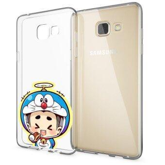 HugCase TPU เคส Samsung Galaxy A7 2016เคสโทรศัพท์พิมพ์ลาย Dora-Boy เนื้อบาง 0.3 mm