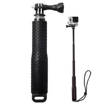 ไม้โกโปร 3 ระดับ แบบกันน้ำ Waterproof handheld monopod S3 for Gopro + SJ4000 (Black)