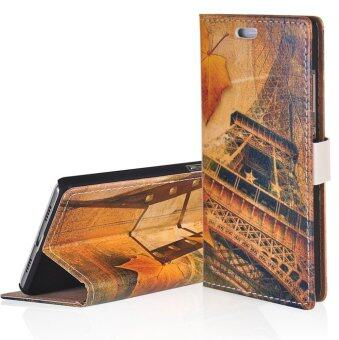 Harga RUILEAN Leather Case for Wiko Fever Special Edition (Multicolor)
