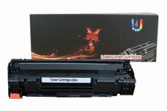 HP- P1005/1006/LBP-3050/3100/3150 ใช้ตลับหมึกเลเซอร์เทียบเท่า รุ่น (HP)CB435A (35A) (สีดำ) Best 4 u
