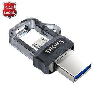รีวิว SanDisk Ultra Dual Drive m3.0 64GB USB3.0speedupto150MB/s สินค้ายอดนิยม