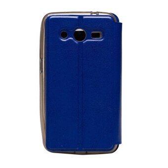 ACT เคส Samsung Galaxy Core2/G355H 2ช่อง (สีน้ำเงิน)