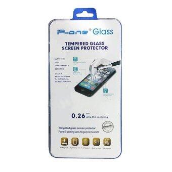 All Mate ฟิล์มกระจกนิรภัยกันกระแทกและรอยขีดข่วน ไอโฟน6พลัส ไทเทเนียม (สีทอง)