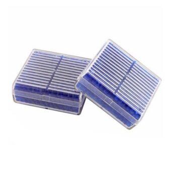 ซิลิกาเจล สารดูดความชื้น ในกล่องพลาสติก 2 กล่อง