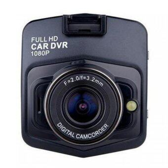 FHD Car Cameras กล้องติดรถยนต์ รุ่น T300i (สีดำ)