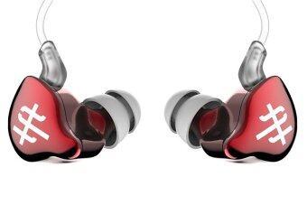 TFZ Series 1S หูฟัง IEM คุณภาพเสียงระดับ HD (สีแดง)