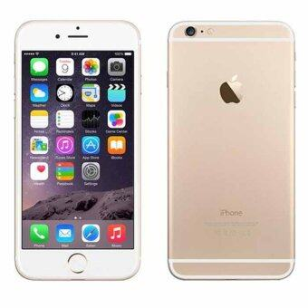 เช็คราคา Apple iphone6 16GB GOLD Brand 4.7'' 4G LTE Used Phone 8MP/Pixel refurbish iphone6 Mobile Phone แนะนำ