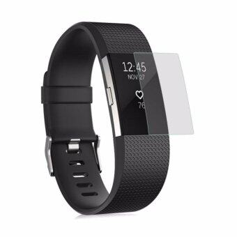 Fitbit Charge 2 Screen Protector ฟิล์มกันรอย HD Clear