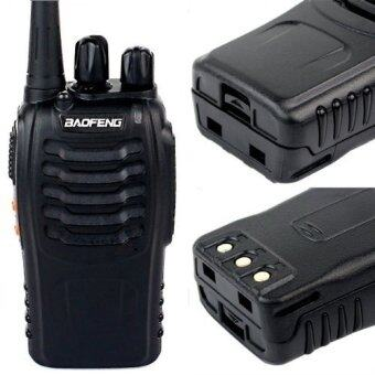 ... 16CH Single Band CTCSS/DCS High Illumination Flashlight with Earpiece Handheld Intercom Amateur Radio Walkie Talkie Two Way Radio Long Range Black