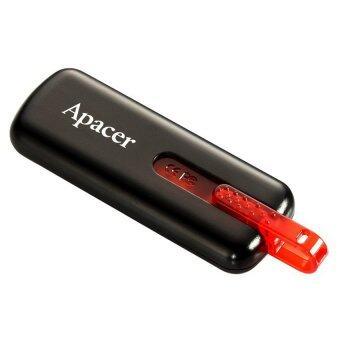 รีวิว Apacer Handy drive Steno AH326 8GB - Black ขายถูก