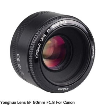 Harga yongnuo YN-50mm f1.8 for canon