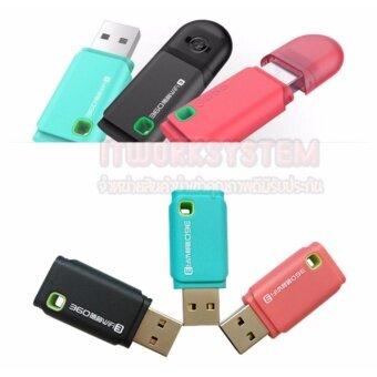300 MBPS USB WIFI 360 GEN 3 ตัวรับสัญญาณไวฟาย ความเร็วสูงสุด 300 Mbps(สีดำ)ฟรีแผ่นรองเมาส์ (image 3)