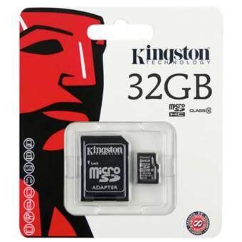 Kingston Memory Card Micro SD SDHC 32 GB Class 10 คิงส์ตัน เมมโมรี่การ์ด 32 GB