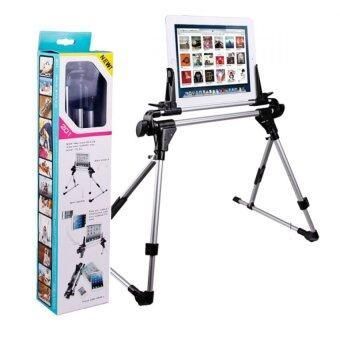 iPad Stand ขาตั้ง iPad ที่วางไอแพ็ด แท่นวาง Stand 201 - Silver