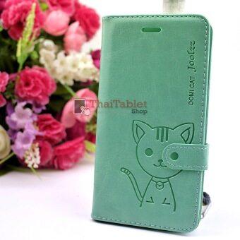Domi Cat เคส ASUS ZenFone 3 5.5 นิ้ว (ZE552KL) (สีเขียว)