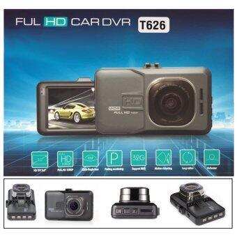 ATM กล้องติดรถยนต์ 1080P FHD DVR มี WDR รุ่น T626 - สีดำ