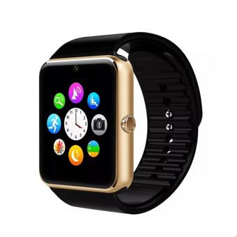 I-SMART I Watch Phone and Sport Feature Height Qulity นาฬิกาอัจฉริยะ รุ่น GT (สีทอง)
