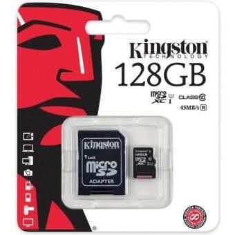 ขายถูก Kingston Memory Card Micro SD SDHC128GB Class 10 คิงส์ตัน เมมโมรี่การ์ด 128GB รุ่น แพ็ค 1ชิ้น นำเสนอ