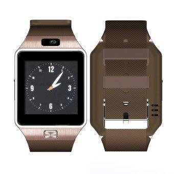 ATM Smart Watch Phone รุ่น A9 (สีทอง) กล้องนาฬิกาบูลทูธ ใส่ซิมได้ Bluetooth Smart Watch SIM Card Camera