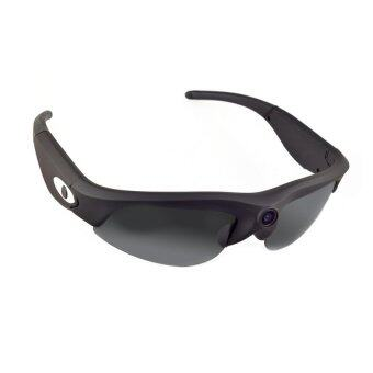Harga Gogloo 8GB(Black) 142degree HD 720P Polarized SunglassesCameraSport Video Cam mini DVR 288S2 DV(OVERSEAS) - intl
