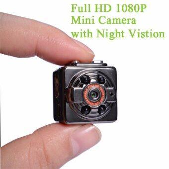 กล้องถ่ายรูป SQ8 FULL HD 1080P กล้องจิ๋ว ภาพคมชัดระดับ FULL HD