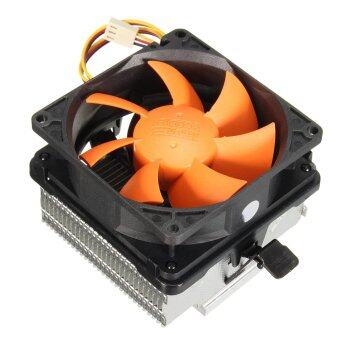 Harga CPU Fan Quiet Cooler Heatsink For Intel GA775 LGA1156X LGA1155 AMD AM2/2+ AM3 - intl