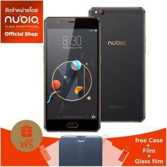 ขายถูก Nubia M2 Lite สีดำ ทอง RAM3/ROM64 ( ฟรีเคสฝาพับ+ฟิล์ม+ฟิล์มกระจก ) มาใหม่