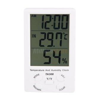 iBettalet เครื่องวัดอุณหภูมิดิจิตอล รุ่น TA-308 - White