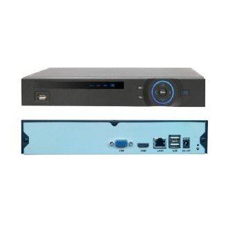 Mastersat เครื่องบันทึก กล้องวงจรปิด CCTV NVR IP Camera 8 จุด ( ต้องใช้ POE Switch ) ระบบไฟ 12V ใช้ได้ไกล 30 เมตร
