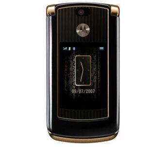 Harga (REFURBISHED) Motorola V8 Luxury - Gold