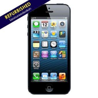 REFURBISHED Apple iPhone 5 16GB (Black) + safety film(ฟิลม์กระจก)