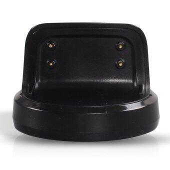 Awinner ชาร์จสำหรับ Gear Fit 2 สายชาร์จ usb เพื่อทดแทนสำหรับ Samsung Gear Fit2 นาฬิกาอัจฉริยะ SM-R360 (1 แพ็ค)