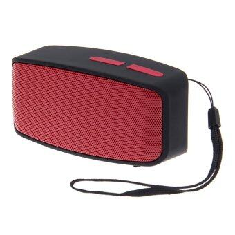 ATM Bluetooth Speaker/FM/MP3 Player ลำโพงบลูทูธ รุ่น N10U (สีแดง)