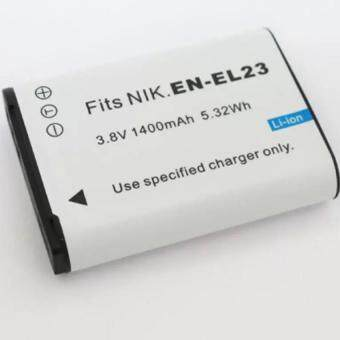 For Nikon แบตเตอรี่กล้อง รุ่น EN-EL23 Replacement Battery for Nikon