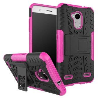 Harga BYT Rugged Armor Dazzle Back Cover Case for ZTE Blade V6 Plus / V7 Lite /A2 - intl