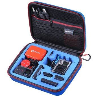 GoPro กระเป๋ากล้อง รุ่น SmaCase G-160S-BLBL Case (สีน้ำเงิน/น้ำเงิน)
