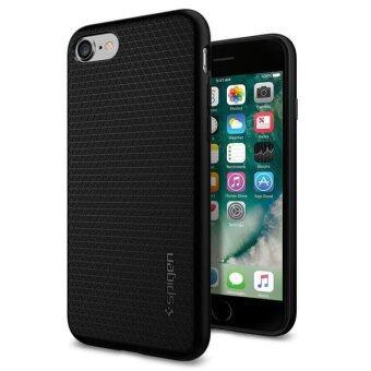 SPIGEN เคส Apple iPhone 7 Case Liquid Air (Liquid Armor) : Black