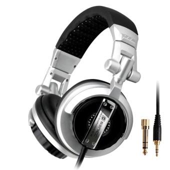 ST-80 พับจอหูฟังเครื่องเสียงโปรซุปเปอร์เบสเพลงเสียงเอ็ดอึงชุดหูฟังสเตอริโอโดยดีเจไมค์หูฟัง