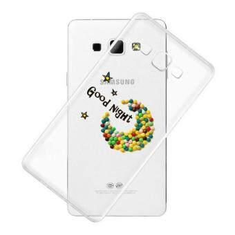 AFTERSHOCK TPU Case Samsung Galaxy J7 2016 (เคสใสพิมพ์ลาย Good night) / Thin 0.33 mm
