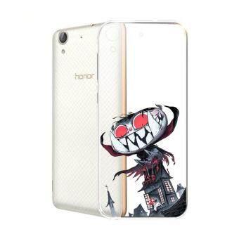 Hug Case TPU เคส Huawei Y6 II เคสโทรศัพท์พิมพ์ลาย Vam เนื้อบาง 0.3 mm