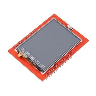 โอ้ 2.4นิ้ว lcd และโล่ TFT ซ็อกเก็ตเอสหน้าสัมผัสโมดูลสำหรับ Arduino UNO R3