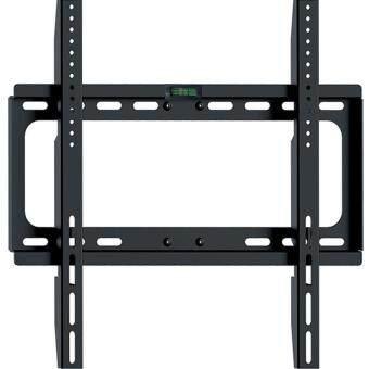 ชุดขาแขวนทีวี LCD, LED ขนาด 14-32 นิ้ว TV Bracket แบบติดผนังฟิกซ์ (Black)(Black)